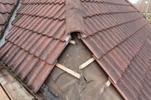 roof repair in fintry, dundee