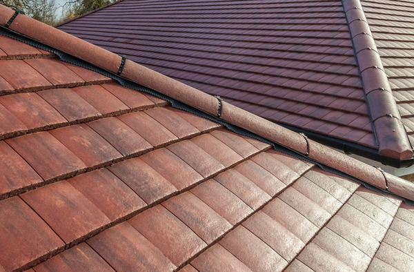 new tiled roof in dundee